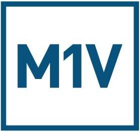 m1v logo